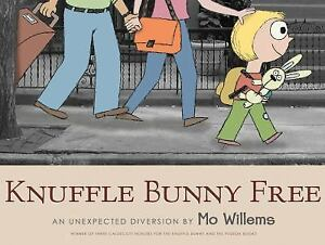 Knuffle-Bunny-Free-An-Unexpected-Diversion-by-Mo-Willems-2010-Hardcover