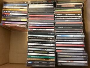 Box of CD's approx 70 mixed genre and excellent to fair condition Bunyip Cardinia Area Preview