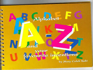 Alphabet A-Z and Your Favourite Inventions, M.C Kudi