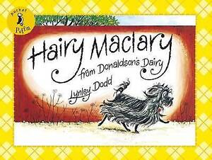 Hairy Maclary from Donaldson's Dairy (Hairy Maclary and Friends) (Pocket-sized),