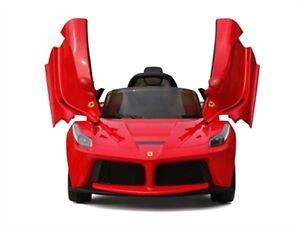 Brand New 12V Electric Child Ride On Ferrari Remote Control more Saguenay Saguenay-Lac-Saint-Jean image 3