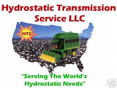 Sundstrand 23 Series Hydrostatic Motor Shaft 21 Spline