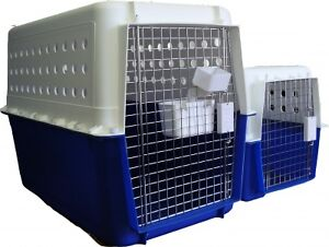 Dog Crates - Airline Approved - Used once only - regular $175+++