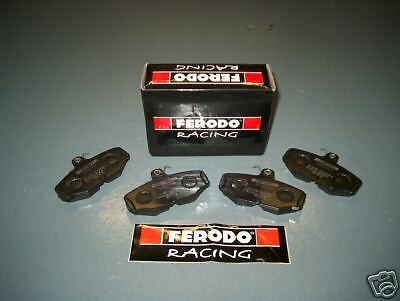 FERODO DS2500  REAR BRAKE PADS ALL 2WD  4WD COSWORTH