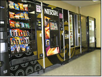 Full Service Vending & Office Coffee Business For Sale