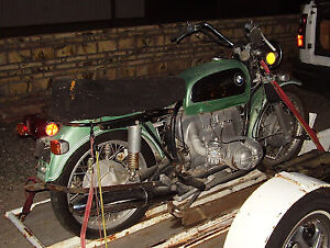 BMW R75/5... In need of a SLASH 5 project