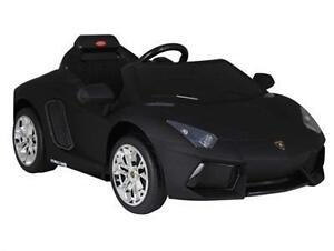 Brand New Lamborghini 12V Child Ride-On Toy, Bluetooth Remote, SD Card Reader, USB Port, Accelerator Sound, Horn more