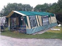 6/8 Berth 2003 Conway Classic Trio Trailer Tent