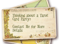 Tarot Card Party Readings by Mori