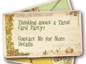 Tarot Card Party Readings by Mori