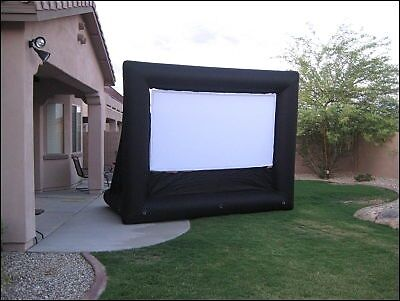 Inflatable Projector Screen Outdoor