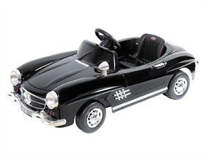 Licensed Child Ride On Mercedes Benz, Music, Remote Controller