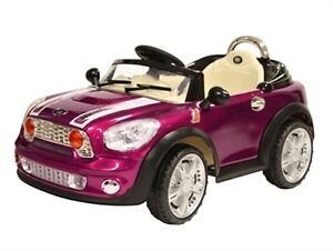 Painted Electric Child Ride On Toy Car Remote Controller Lights