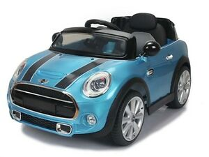 Daymak MINI COOPER 6V, Ride on Toy Car - LIKE THE REAL ONE!