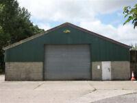 Workshop / Farm Building / Garage Unit - Wanted to Buy or Let!