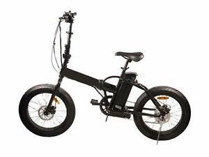 THE NEW DAYMAK NEWYORKER FOLDING FAT TIRE EBIKE- AVAILABLE AT EBIKES BARRIE, WE DELIVER