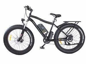 DAYMAK WILDGOOSE AND EMMO EWIND ELECTRIC PEDAL ASSIST BIKE- NEW AND NOW AVAILABLE AT EBIKES BARRIE