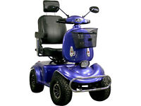 Boomerbuggy V - Mobility Scooter