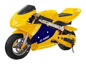EF2 Electric Pocket bike from Daymak