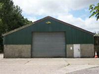 Workshop / Farm building / Garage Unit - Wanted to Buy or Let!