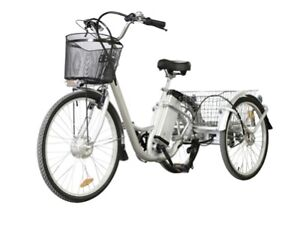HOLIDAY SPECIALS ! ! ! !  FLORENCE VELO TROIS ROUES ELECTRIQUE