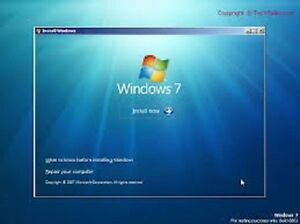 INSTALL WINDOWS 7 ON ANY COMPUTER OR LAPTOP!
