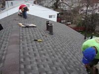 Roof repairs - fast service