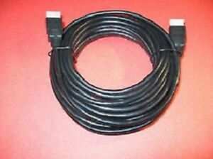 HDMI CABLES - 3' to 50' GENERIC - V1.4, Audio return, Ethernet