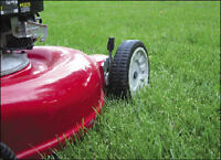 Lawn care in Embrun / Vars / Limoges