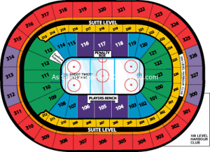 Red Wings in Buffalo - March 28