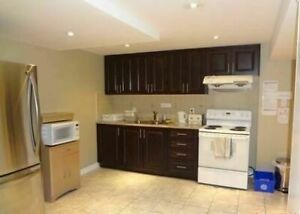 BRAND NEW ROOM FOR RENT IN A BASEMENT-HOUSE ( FEMALE only )