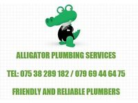Alligator Plumbing Services - fast and reliable plumbers