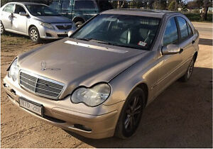 Mercedes C class C240 W203 for parts Roxburgh Park Hume Area Preview