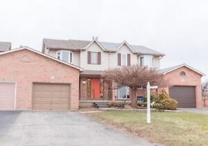 close to brock university, whole house(5 bedrooms, 3 washrooms)