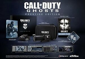 Call of Duty Ghosts Prestige Edition (can be played on Xbox One)