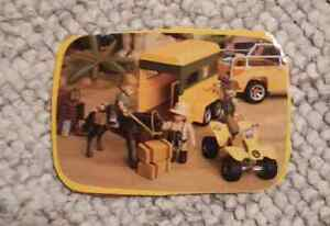 Mighty Wheels Adventure. Truck and Trailer