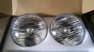 Headlights from Jeep Wrangler