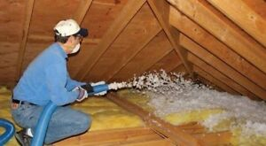 Attic Insulation Deal Save Today