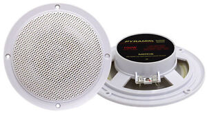 Pyramid-MDC6-5-25-Marine-100-Watts-Dual-Cone-Waterproof-Stereo-Speakers