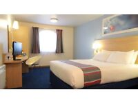 Double Room at the Travelodge Manchester Central Arena for PARKLIFE FESTIVAL