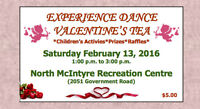 Valentine' Tea  - hosted by Experience Dance Studio