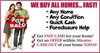 Sell your house now!