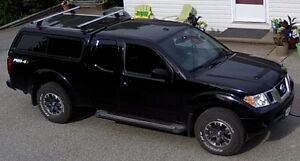 2015 Nissan Frontier Pro-4x King Cab