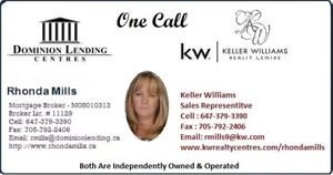 Real Estate Agent & Mortgage Broker All In One