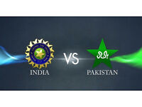 Pakistan v India ODI 4th June 17 SILVER tickets available