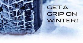★★✔️ Cooper Weathermaster Cold Weather WINTER tyres ✔️★★ 185/55/15