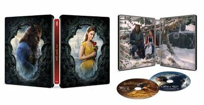 Beauty and the Beast Steelbook edition( Best Buy exclusive) (Beauty And The Beast Best)