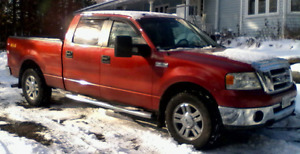 2008 Ford F-150 XLT Supercrew Pickup Truck 4X4