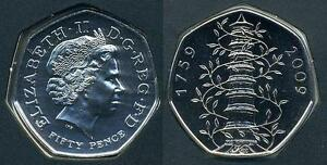 Rare 50p 50 pence coins Commemorative Olympics fifty pence