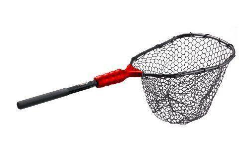 Rubber landing net fishing ebay for Rubber fishing nets